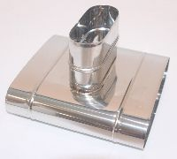 Leitungssystem Flach Metall