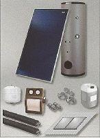 Solar Warmwasserpakete
