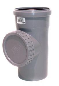 HT Abflussrohr Reinigungsrohr