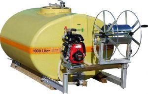 Mobile Bewässerung BWS 130
