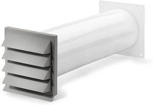 K-Klima-R150/150 Mauerkasten
