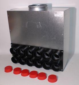 Flexibles Rohrsystem FlexPipe