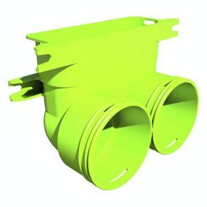 Flachkanal