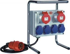 Steckerverbindungen und Stromverteiler
