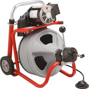 Rohrreinigungsmaschinen Elektro