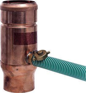 CU Regenwassersammler
