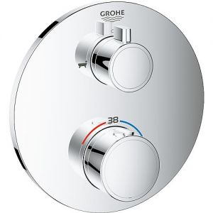Thermostat-Wannenmischer
