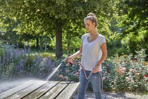 Gartenbewässerung für den Herbst