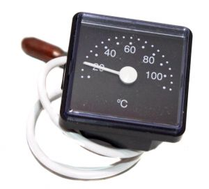 Thermo- und Manometer