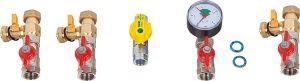 Gas-Brennwertgerät und Zubehör