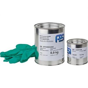 Epoxidharz-Set