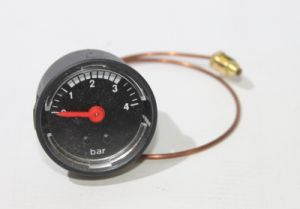 Thermo- und Manometer