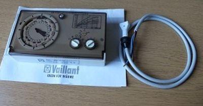 Vaillant Elektronischer Regler fuer VRC-VCW, 252954