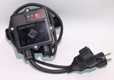 lowara durchfluss schalter flowmatic mit schuko stecker. Black Bedroom Furniture Sets. Home Design Ideas