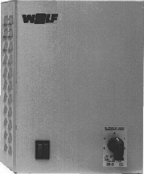 Wolf 5-Stufenschalter D5-12, 7 A, 400 V, Herst-Nr. 2740014