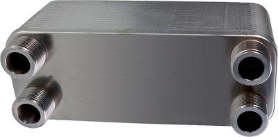 ZILMET Plattenwärmetauscher ZB85/60 4 x 2AG