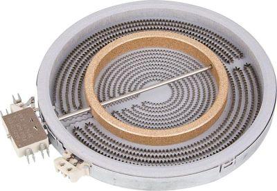 HiLight-Heizkörper 2200/750W-230V, d=210 /120mm