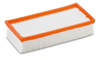 Kärcher Flachfaltenfilter Papier, passen d für NT25/1 Ap und