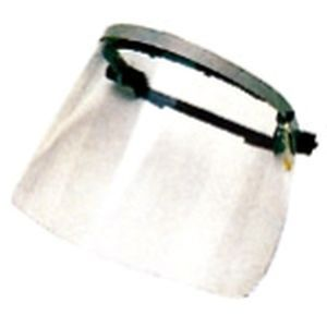 Gesichts-Schutzschirm nach VDE 0680/1 - 120010