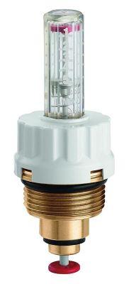 CALEFFI Durchflussmesser für Kunststoffverteiler Typ 671
