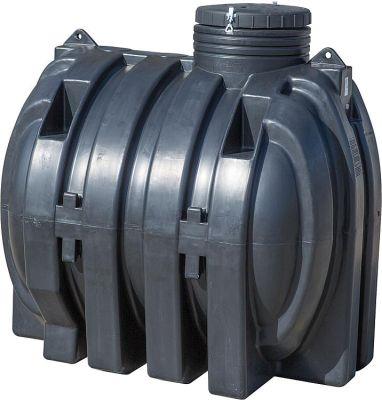 Intewa Erdspeicher Basic CU - 3000 Liter LxBxH: 1920x1585x1875mm