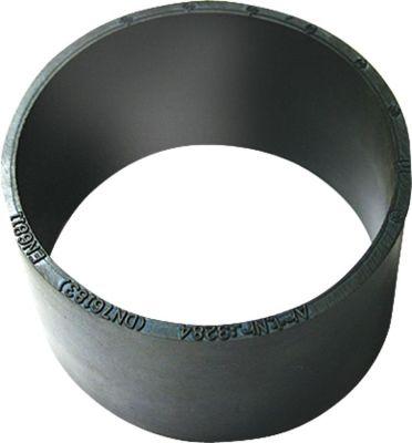 HAAS Gummi-Schlauch-Spannmuffe DN 50 passend für Gussrohr 63x55 mm