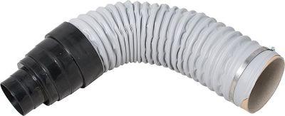 Airfit Universalschlauch DN 125 flexibel inkl. Schlauchschelle Länge 0,50 m