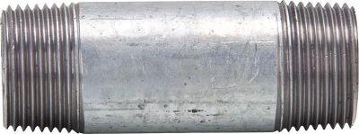 Rohrdoppelnippel verzinkt 1 40 mm AG/AG