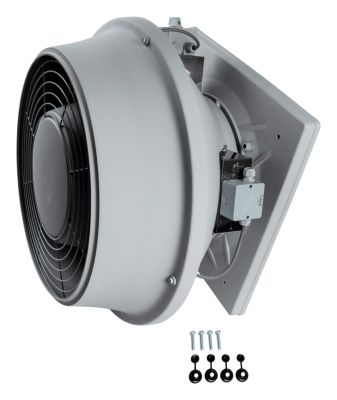 Wolf Dachventilator DV-2-315-400 mit EC-Ventilatoren, lichtg
