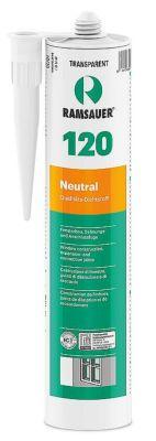Neutral 120 transparent neutrale dauerelastische 1-K-Silicon Dichtungsmasse 310ml