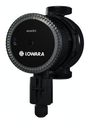 Lowara ecocirc BASIC Heizungspumpe DN20 (3/4), Typ BASIC 20-4/1