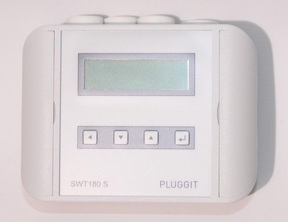 Pluggit Wohnraumlüftung PLUGGIT Steuerung SWT180-S f.Sole-Erdwärmetauscher SWT180