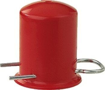 4 Stücke Messingkappe Schutz für 1 LB Propanflaschen Propangasflaschen