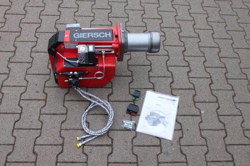 Giersch Brenner M10 Z L 125 490kw 15 36 42 700 01