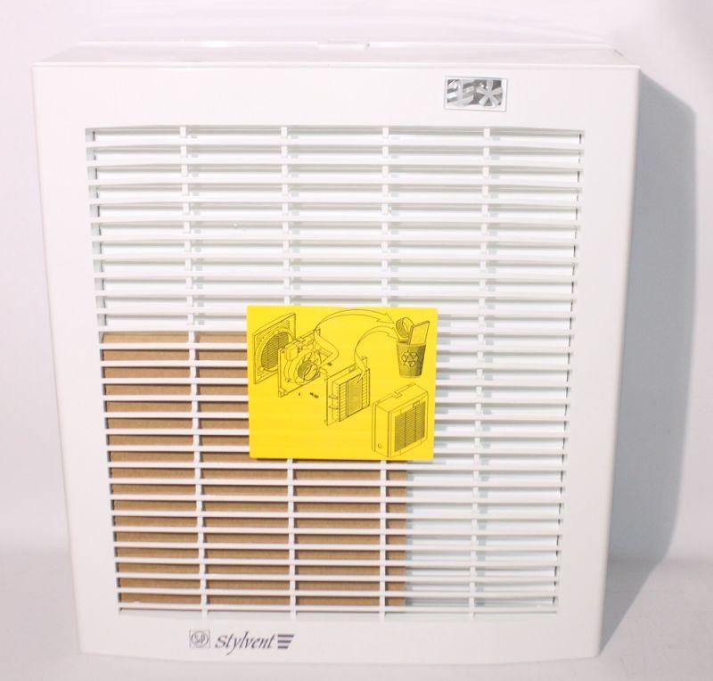 Gut gemocht S&P Fenster-Ventilator HV-300 RC - 5201466900 JH29