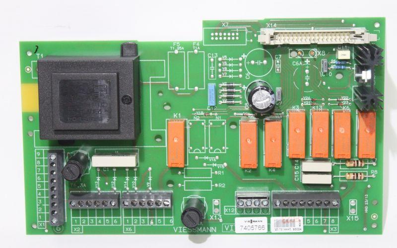 Viessmann Leiterplatte für Trimatik - 7814445