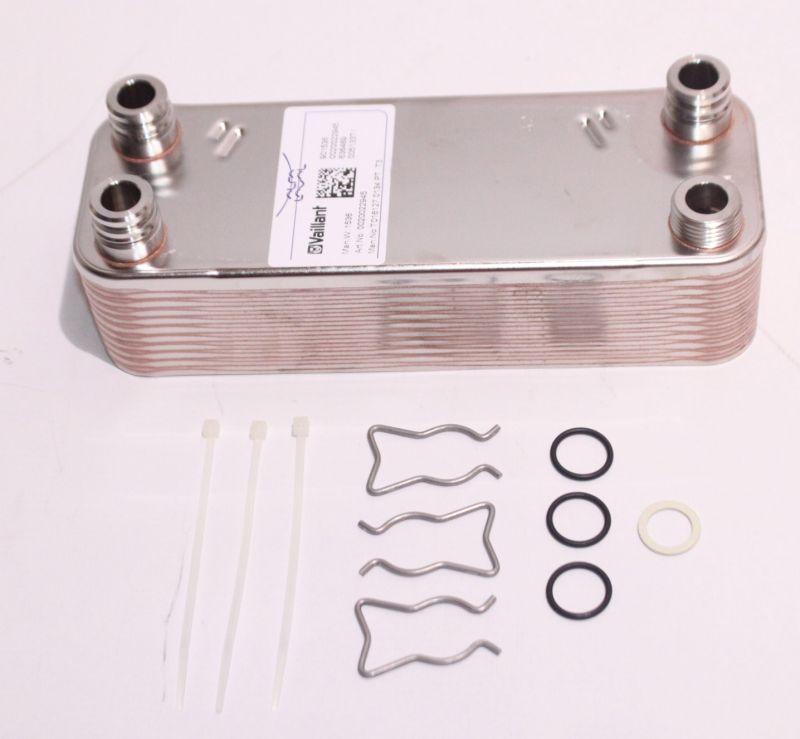 Vaillant Wärmetauscher kpl. VSC 126-C 140 VSC 196-C 1 SWT