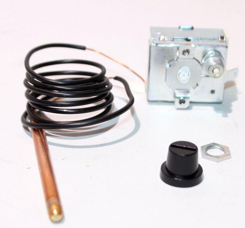 Jumo Kapillar-Sicherheitstemperaturbegrenzer STB 400