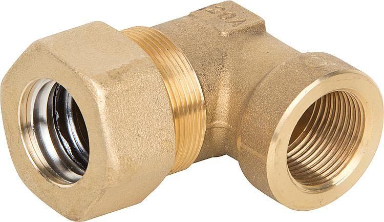WATER WAY Verschraubung für Spiralrohr DN15 x 1//2A