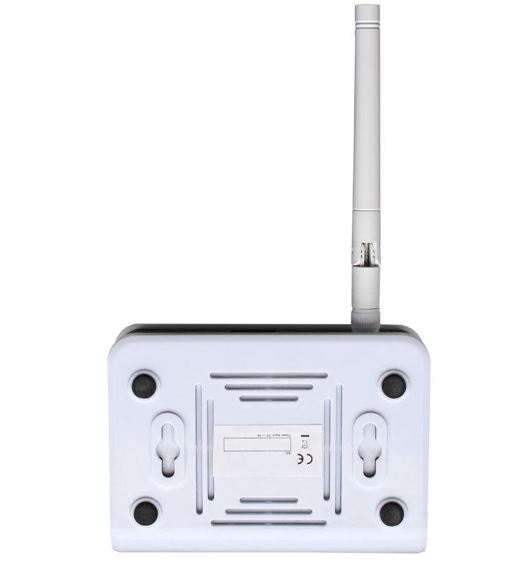 FlexiSmart-Internetmodul als Gateway für AeroFlow®-Heizungen