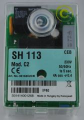 Satronic Steuergerät SH113 Mod. C2 - 130011039