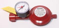 GOK Niederdruckregler für Flüssiggasfl. KLF R1/4 1,5kg/h 50mbar für Flaschen bis 11k