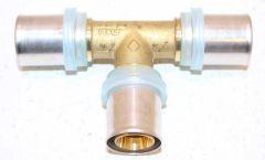 Pressfitting T-Stück 20x2,0mm