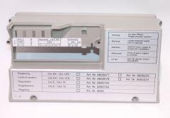 Gehäuse Deckel Regelung GU/GG-18/24 - 1710005