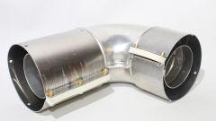 WOLF Luft-/Abgas Bogen 96/63mm, 90 Grad - 2600050