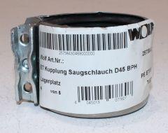 Wolf Kupplung Saugschlauch D45 für BPH - 2575843