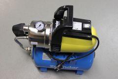 Zehnder Hauswasserwerk mit Druckschalter HWX 5200