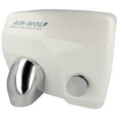 Air-Wolf Warmluft Händetrockner E120 weiß - 10-120