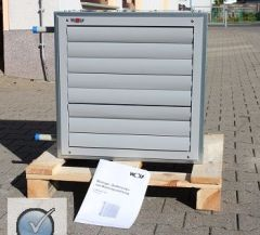 Wolf Luftheizer LH-ATEX 100/1, 2-st., CU/Alu, Herst-Nr. 6523034
