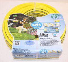 NTS Wasserschlauch Whiteplus 1/2-12,5 mm gelb 25 m
